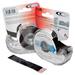 "Filemode Platinum Peel-N-Stick Magnetic Tape - 0.75"" (19.1 mm) Width x 16 ft (4.9 m) Length - Polypropylene - Reusable - Dispenser Included - 1 Roll"