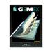 "Gemex Magazine Holder - 0"" Thickness - For Letter 8 1/2"" x 11"" Sheet - Ring Binder - Rectangular - Clear - Vinyl - 5 / Pack"