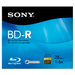 Sony BNR25R3H/2 Blu-ray Recordable Media - BD-R - 6x - 25 GB - 1 Pack Jewel Case - 120mm