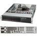 Supermicro SuperServer 2027R-WRF Barebone System - 2U Rack-mountable - Intel C602 Chipset - Socket R LGA-2011 - 2 x Processor Support - Black - 512 GB DDR3 SDRAM DDR3-1600/PC3-12800 Maximum RAM Support - Serial ATA/600 RAID Supported Controller - Matrox G