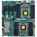 Supermicro X9DA7 Workstation Motherboard - Intel Chipset - Socket R LGA-2011 - Retail Pack - Extended ATX - 2 x Processor Support - 512 GB DDR3 SDRAM Maximum RAM - 1.33 GHz Memory Speed Supported - UDIMM, RDIMM, DIMM - 16 x Memory Slots - Serial ATA/600,