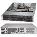 Supermicro SuperServer 5027R-WRF Barebone System - 2U Rack-mountable - Intel C602 Chipset - Socket R LGA-2011 - 1 x Processor Support - Black - 256 GB DDR3 SDRAM DDR3-1600/PC3-12800 Maximum RAM Support - Serial ATA/600 RAID Supported Controller - Matrox G