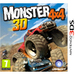 Ubisoft Monster 4x4 3D - Racing Game - Cartridge - Nintendo 3DS