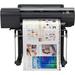 """Canon imagePROGRAF iPF6450 Inkjet Large Format Printer - 24"""" Print Width - Color - 12 Color(s) - 2400 x 1200 dpi - 384 MB - USB - Ethernet - Gigabit Ethernet - Floor Standing Supported"""
