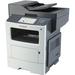 Lexmark MX611 MX611DE Laser Multifunction Printer - Monochrome - Copier/Fax/Printer/Scanner - 50 ppm Mono Print - 1200 x 1200 dpi Print - Automatic Duplex Print - 1200 dpi Optical Scan - 650 sheets Input - Gigabit Ethernet