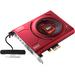 Sound Blaster Z PCIe Sound Card - 24 bit DAC Data Width - 5.1 Sound Channels - Internal - Creative - PCI Express x1 - 116 dB, 105 dB, 105 dB - 1 x Number of Headphone Ports