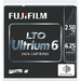 Fujifilm LTO Ultrium 6 Data Cartridge - LTO-6 - 2.50 TB (Native) / 6.25 TB (Compressed) - 2775.59 ft Tape Length