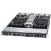 Supermicro SuperServer 1027TR-TQF Barebone System - 1U Rack-mountable - Intel C602J Chipset - Socket R LGA-2011 - 2 x Processor Support - Black - 256 GB DDR3 SDRAM DDR3-1600/PC3-12800 Maximum RAM Support - Serial ATA/300, Serial ATA/600 RAID Supported Con
