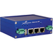 B&B LAN ROUTER, 2 ETH, 1 USB HOST, I/O, 1 EXP PORT, METAL CASE - 2 Ports - Management Port - SlotsFast Ethernet - Desktop