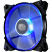 Cooler Master JetFlo 120 - High Performance Blue LED 120mm Computer Fan with POM Bearing - 1 x 120 mm - 2000 rpm - POM Bearing