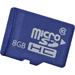 HPE 8 GB microSDHC - Class 10 - 21 MB/s Read - 17 MB/s Write - 1 Card