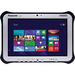 "Panasonic Toughpad FZ-G1 FZ-G1AABLKM7 Tablet - 10.1"" WUXGA - Windows 7 - Intel QM77 Express SoC - Intel Core i5 i5-3437U Dual-core (2 Core) 1.90 GHz - 8 Hour Maximum Battery Run Time"