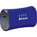 Verbatim Portable Power Pack, 2200mAh - Cobalt Blue
