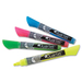 Quartet Neon Paint Marker - Neon Yellow, Neon Blue, Neon Green, Neon Pink - 4 / Pack