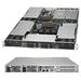 "Supermicro SuperServer 1027GR-TRFT Barebone System - 1U Rack-mountable - Intel C602 Chipset - Socket R LGA-2011 - 2 x Processor Support - Black - 256 GB DDR3 SDRAM DDR3-1600/PC3-12800 Maximum RAM Support - Serial ATA/600 RAID Supported Controller - 4 2.5"""