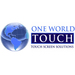 "One World Touch LM-2403-43 24"" LCD Touchscreen Monitor - 16:10 - Resistive - 1920 x 1200 - WUXGA - 1,000:1 - LED Backlight - USB"