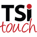 """TSItouch Touchscreen Overlay - LCD Display Type Supported - 55"""" 16:9 - 6-point"""