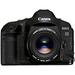 Canon EOS 1v 35mm SLR Camera - 35mm - Black