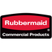 Rubbermaid Commercial Invader Wet Mop Handle - Gray, Yellow - Aluminum, Vinyl - 1 Each