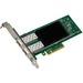 Intel Ethernet Network Adapter E810-XXVDA2 - PCI Express 4.0 x16 - 2 Port(s) - Optical Fiber
