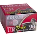 Maxell UR Type I Audio Cassette - 7 x 90Minute - Normal Bias