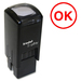 "Trodat Self Inking Stamp - Message Stamp - ""OK"" - Red - 1 Each"