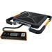 Dymo Pelouze 250lb Digital USB Shipping Scale - 400 lb / 181 kg Maximum Weight Capacity - Silver
