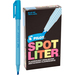 Spotliter Highlighter - Chisel Marker Point Style - Fluorescent Assorted - 6 / Set