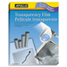 Apollo Laser Print Transparency Film - 50 / Box - Clear