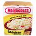 Mr. Noodles Soup - Chicken - CupCup - 12 / Carton
