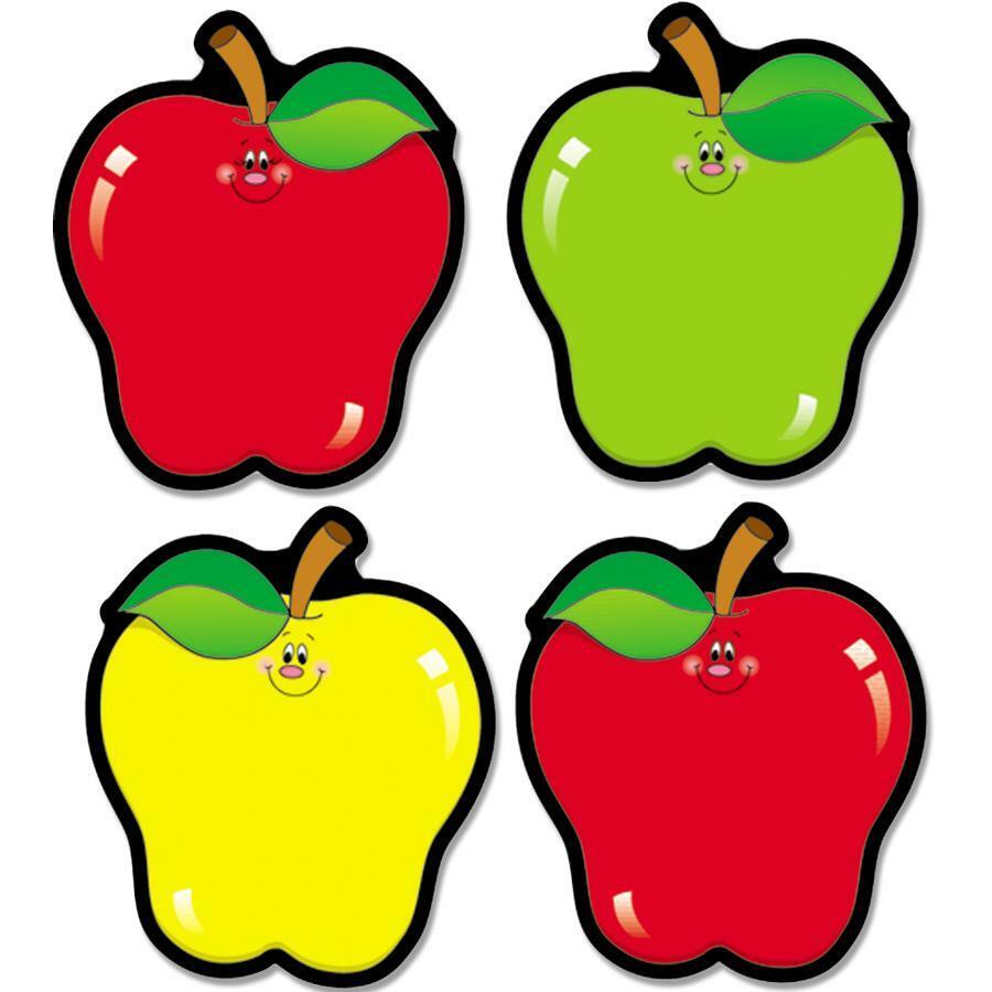 """Carson-dellosa Apple Cut-outs - 36 Apple - 5.5"""" X 4.5 ..."""