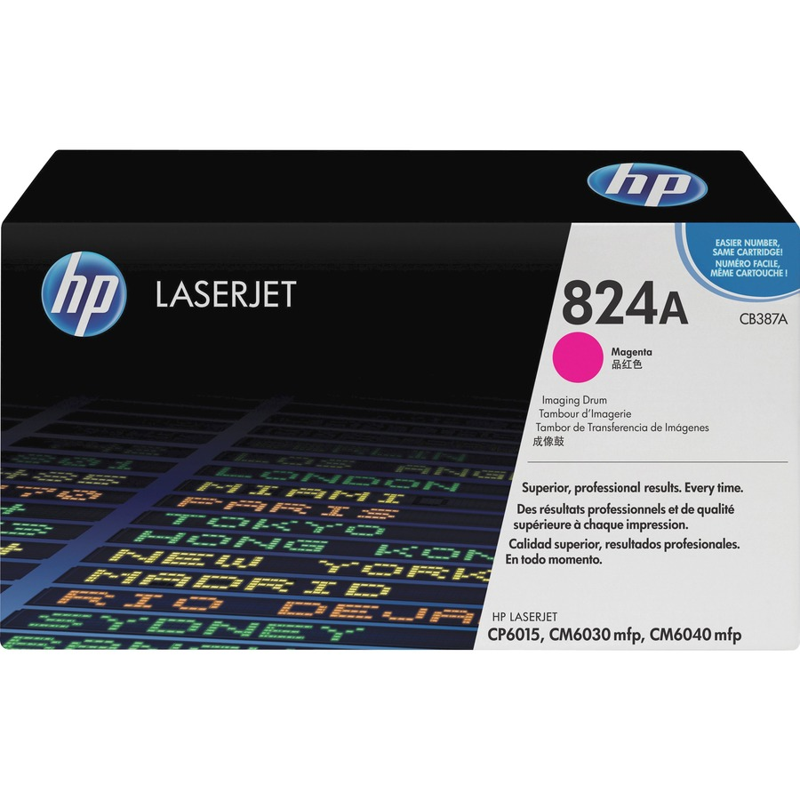 HP CB387A Laser Imaging Drum - Magenta