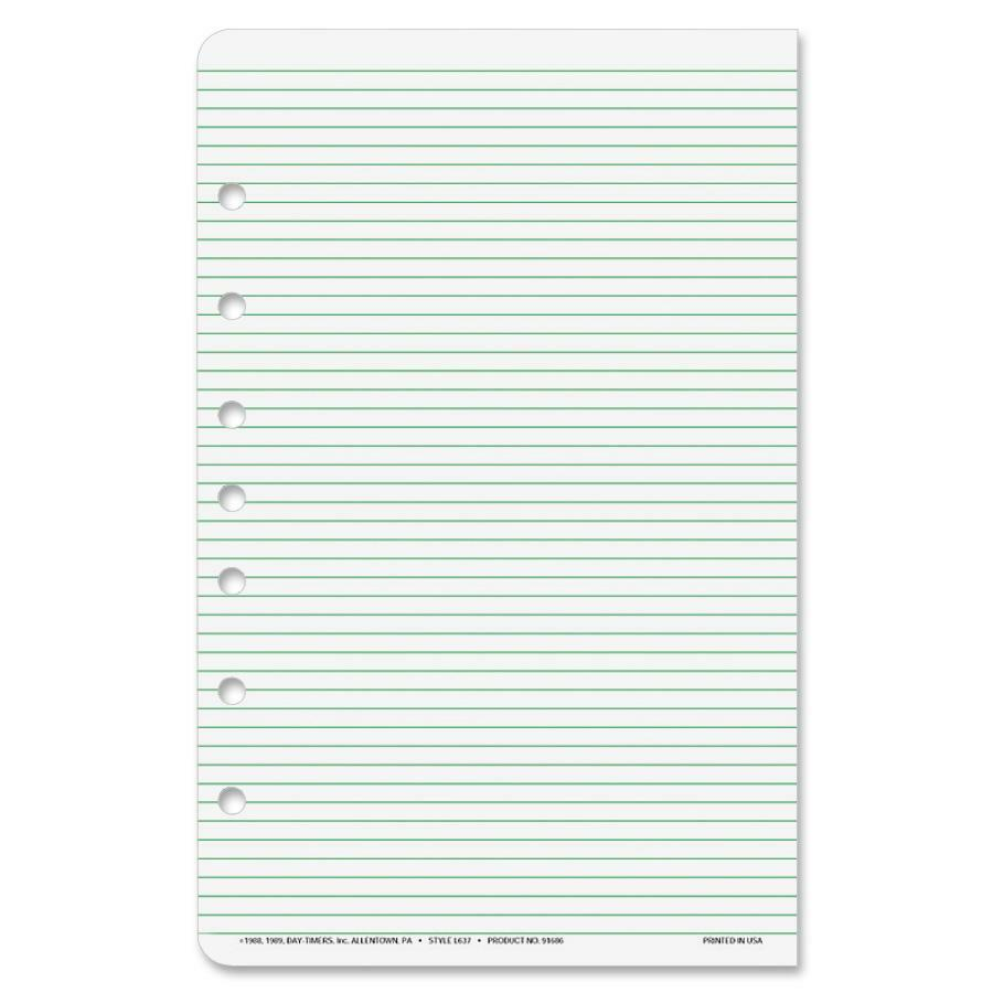 day timer multipurpose lined organizer pages madill the office