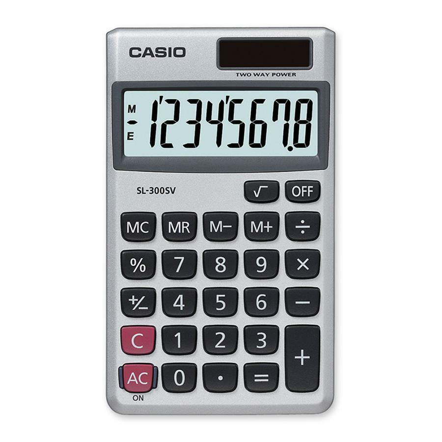 how to use memory recall on casio calculator