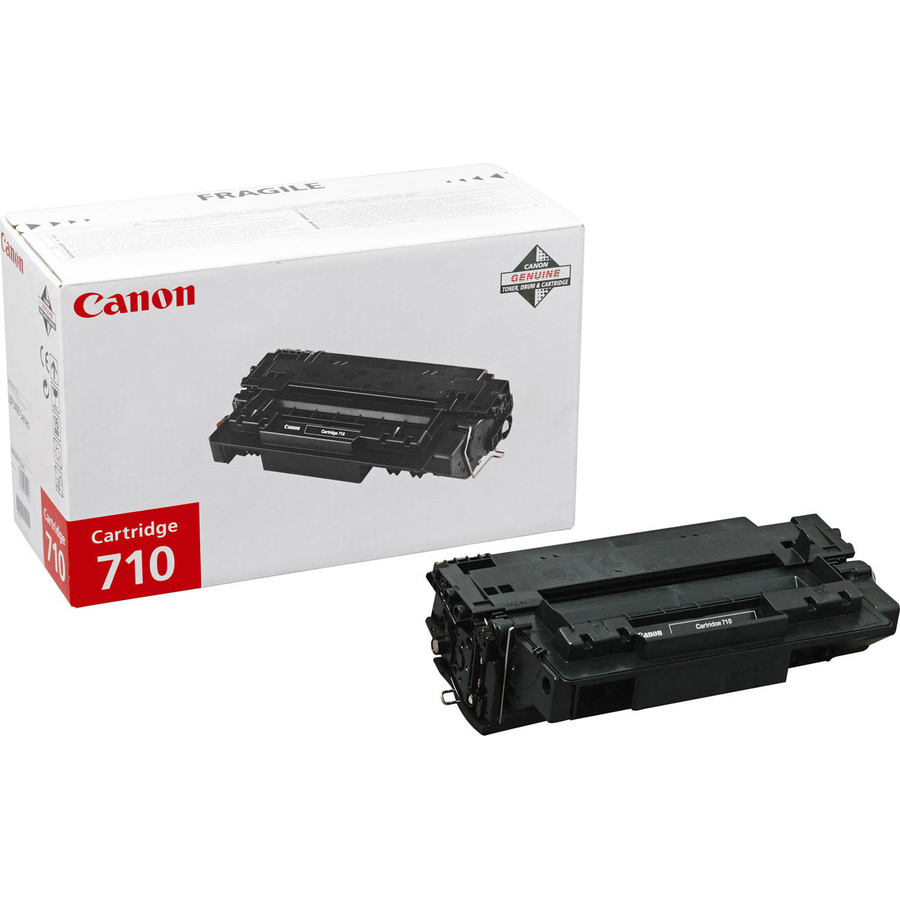 Canon 710 Toner Cartridge - Black