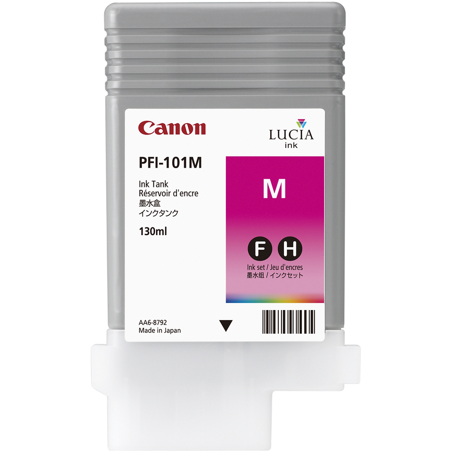 Canon 0885B001AA Ink Cartridge - Magenta