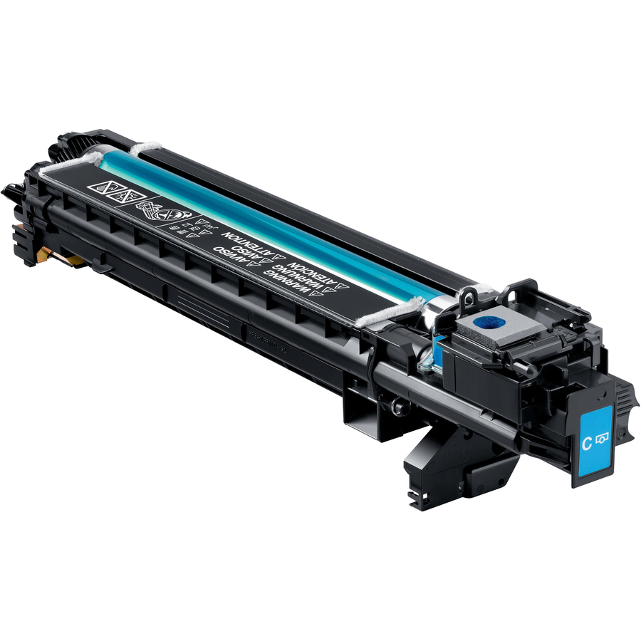 Konica Minolta A0WG08H Laser Imaging Drum - Cyan