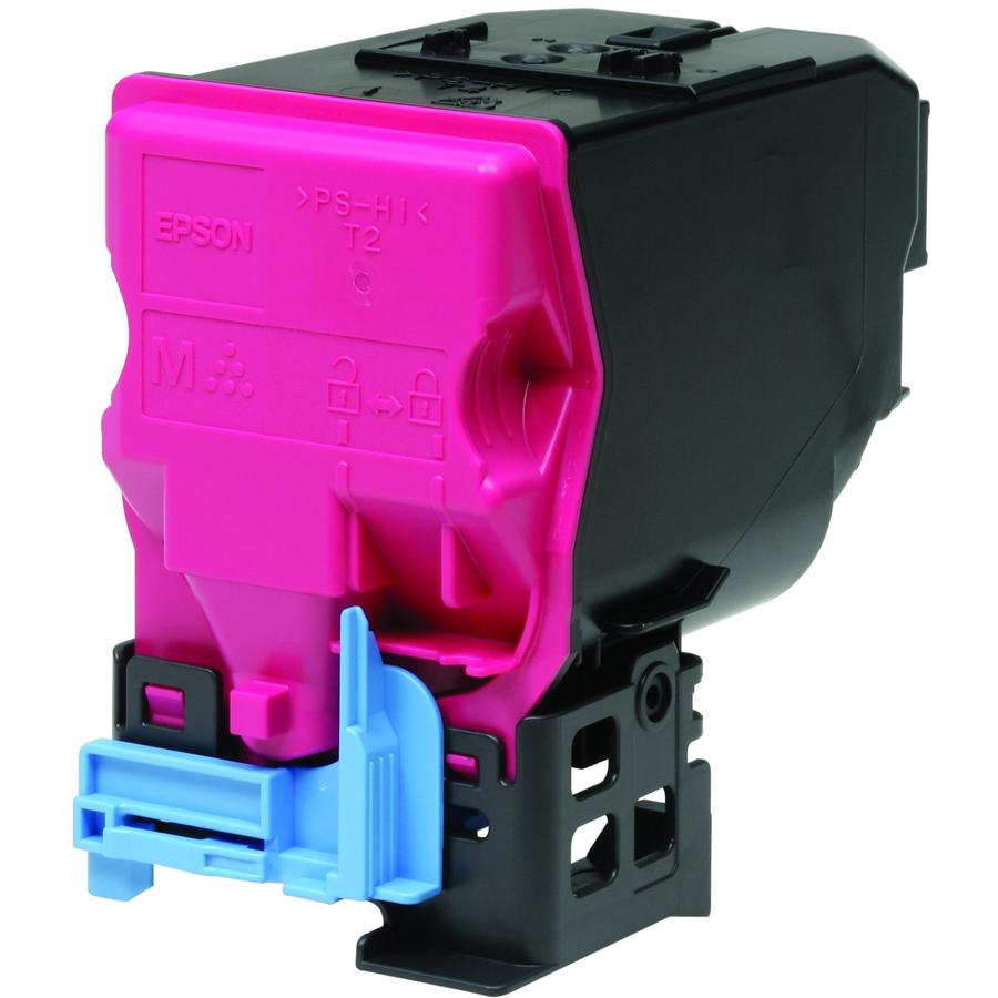Epson C13S050591 Toner Cartridge - Magenta