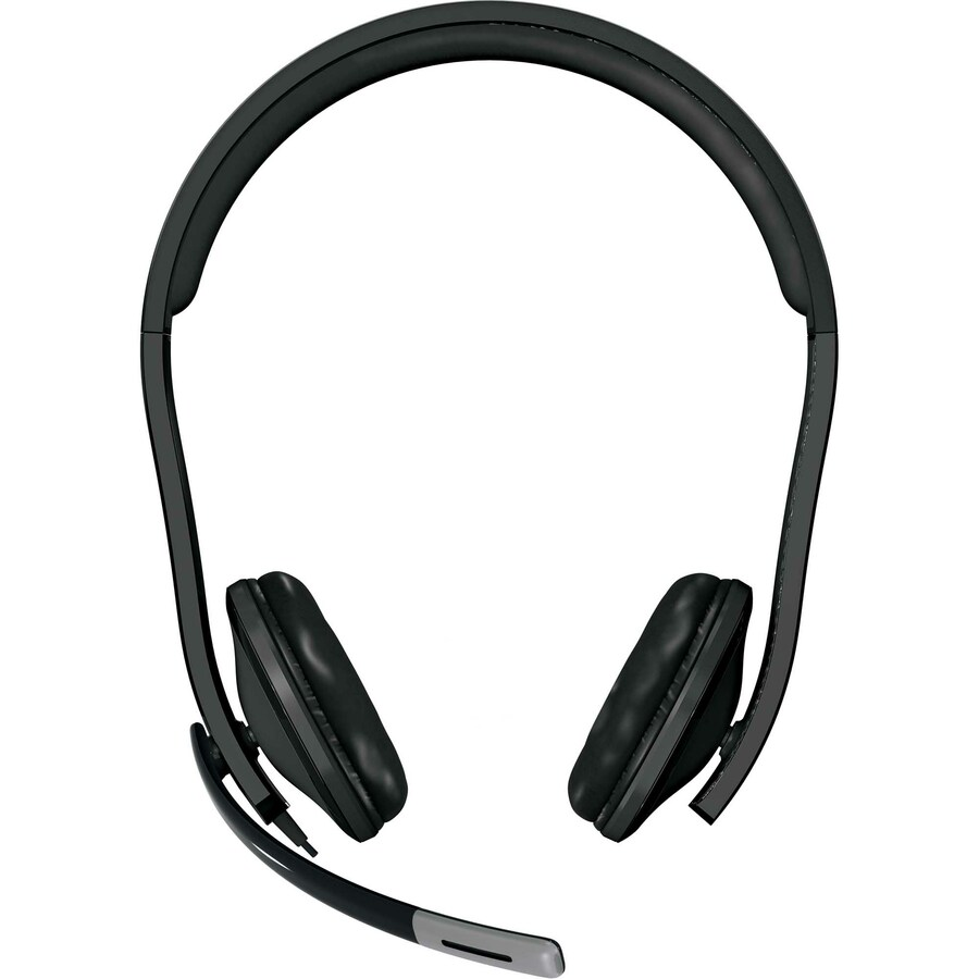 Microsoft LifeChat LX-6000 Wired Stereo Headset - Over-the-head - Ear-cup - USB