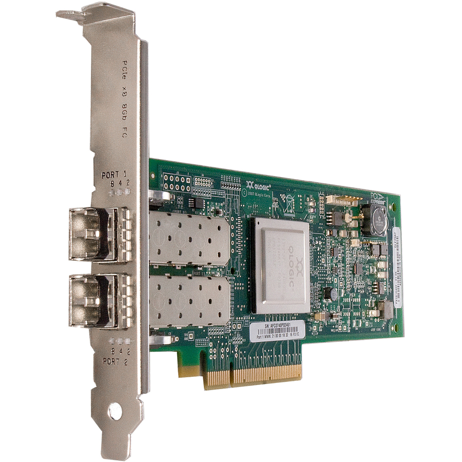 CISCO QLE2562 Fibre Channel Host Bus Adapter - Plug-in Card - PCI Express 2.0 x8