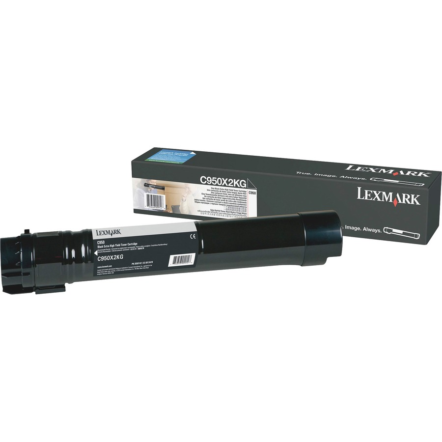 Lexmark C950X2KG Toner Cartridge - Black