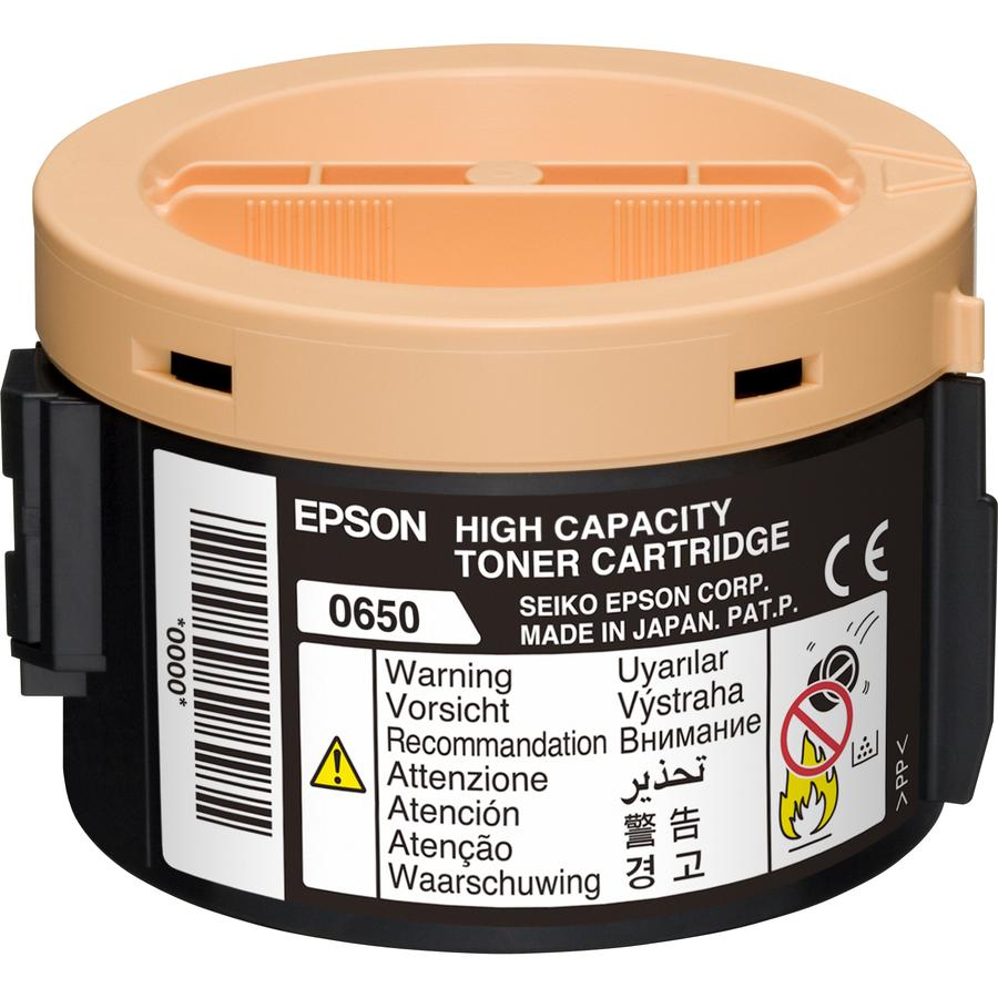 Epson C13S050650 Toner Cartridge - Black