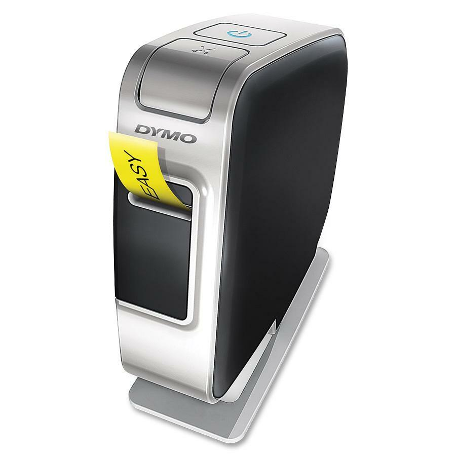 Dymo LabelManager PnP Thermal Transfer Printer - Monochrome - Desktop -  Label Print - 11 98 mm/s Mono - 180 dpi - 0 47