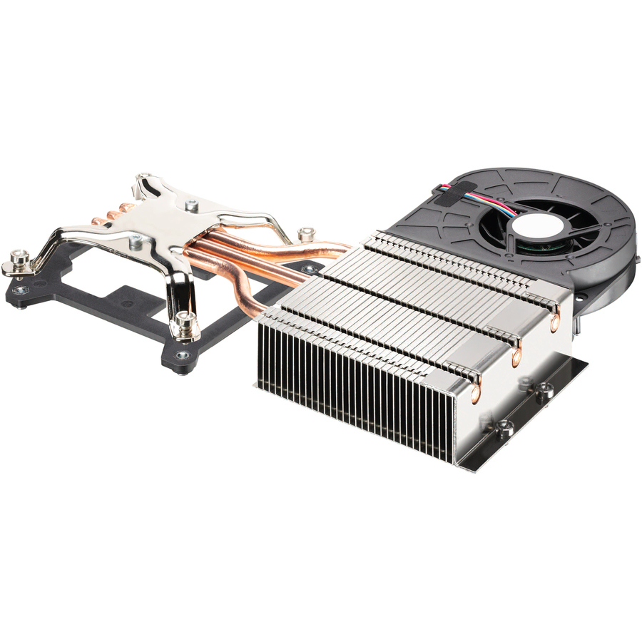 Intel HTS1155LP Cooling Fan/Heatsink - 1 - Socket H2 LGA-1155 Compatible Processor Socket