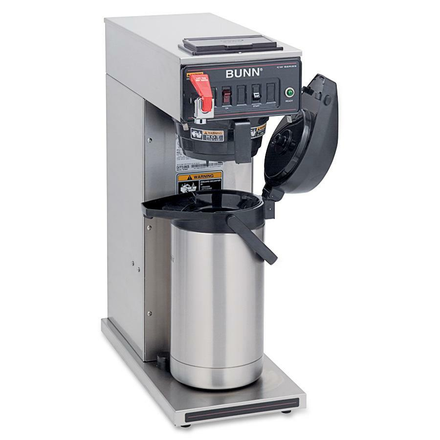 Bunn Coffee Maker Power Consumption : BUN230010006 BUNN Airpot Coffee Brewer GSA Advantage