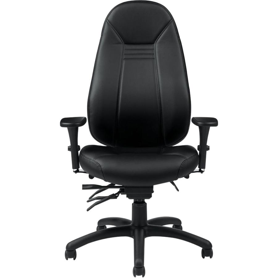Global Obusforme Comfort High Back Multi Tilter Chair Glb12403ox10