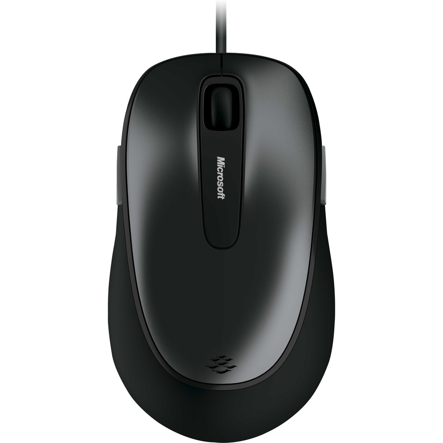 Microsoft Comfort 4500 Mouse - BlueTrack - Cable - 5 Buttons