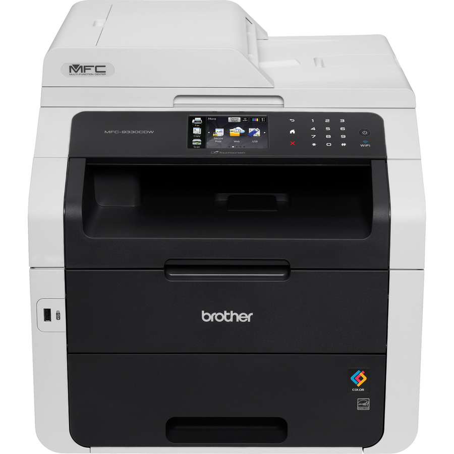 Brother MFC-9330CDW LED Multifunction Printer - Colour