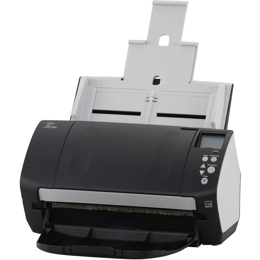 Fujitsu Fi-7160 Flatbed Scanner - 600 dpi Optical