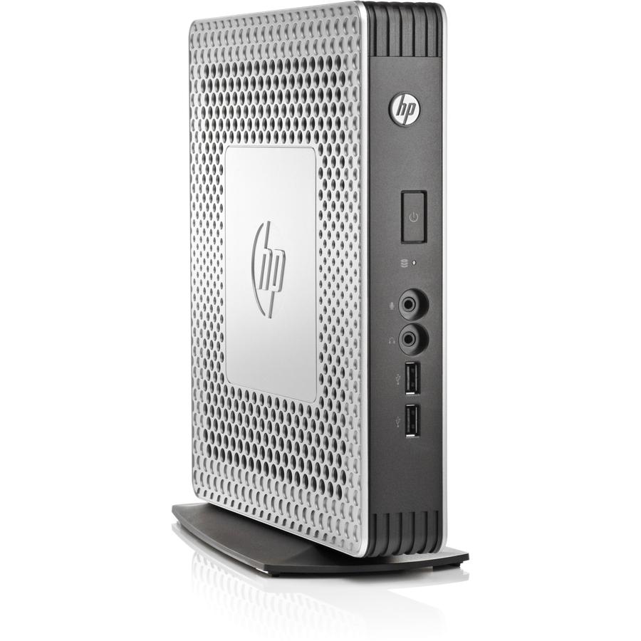 HP t610 Thin Client - AMD G-Series T56N Dual-core (2 Core) 1.65 GHz - 4 GB RAM DDR3 SDRAM